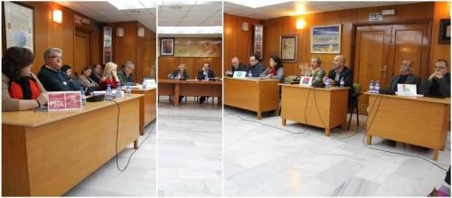 Pleno del Ayuntamiento de Almuñécar de 24 de febrero 2015