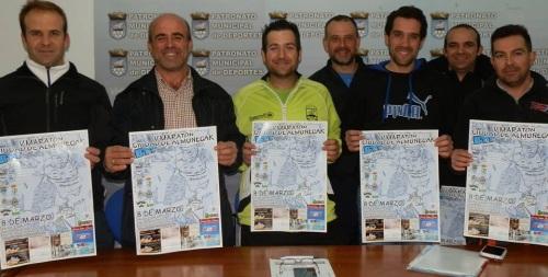Presentación de la V Maratón BTT Ciudad de Almuñécar