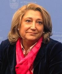 Trinidad Herrera Lorente, alcaldesa de Almuñécar