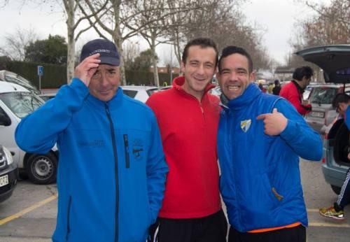 El Club Atletismo Sexitano en la XXIII Edición Premio de Fondo Villa de Albolote