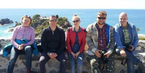 Periodistas rusos en Turismo conocen las bondades de municipio sexitano