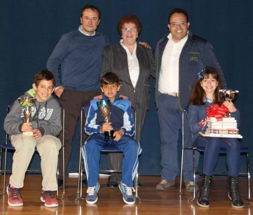 ALUMNOS GALARDONADOS CONCURSO VIRANA 2015 2