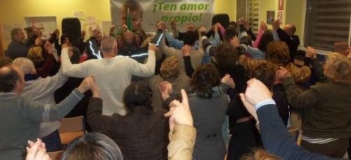 Cierre de campaña del PA en La Herradura. Elecciones al Parlamento Andaluz