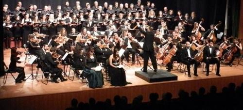 La Orquesta Sinfónica Ciudad Atarfe interpretó el Requiem de Mozart en la Casa de la Cultura de Almuñécar