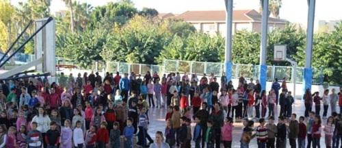Escolarización y matrícula en el CEIP La Santa Cruz de Almuñécar