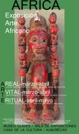 """Exposición """"Arte Tradicional Africano"""" en la Casa de Cultura de Almuñécar"""
