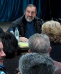 Joaquín Cabrera, presidente de la asociación 'Agua para el Campo'