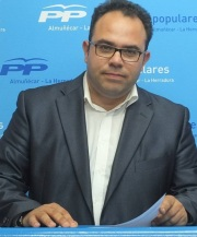 Juan José Ruiz Joya, secretario general del Partido Popular de Almuñécar