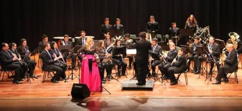 MAYCA TEBA Y BANDA MUSICA ALMUÑECAR  EN CONCIERTO 2
