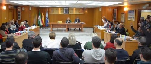 Pleno Ayuntamiento de Almuñécar 2