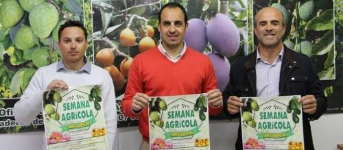 PRESENTACION SEMANA AGRICOLA SUBTROPICAL EN ALMUÑECAR 2