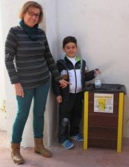 Almuñécar da un paso más para el reciclaje de envases en centros escolares