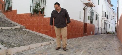 RUIZ JOYA RECORRIDO LA ZONA PARA CONFIRMAR A LOS VECINOS INICIO TRABAJOS 15 2