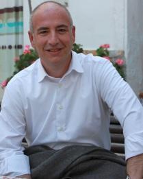 Sergio García Alabarce, secretario general del PSOE de Almuñécar y La Herradura. Candidato socialista a la Alcaldía