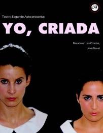 """'Segundo Acto Teatro' representará en Almuñécar la obra """"Yo, criada"""""""