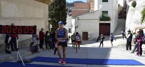 La 'XIII Carrera Popular Campestre de la Naranja' contó con atletas sexitanos