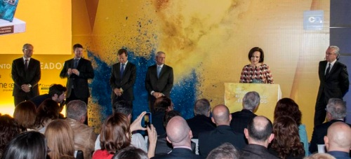 Correos entrega el Premio Nacional a la Excelencia a la oficina de Almuñécar