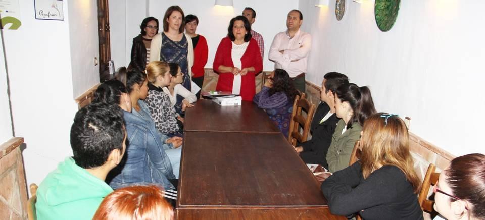 17 desempleados se forman en Almuñécar como 'Ayudantes de Cocina'