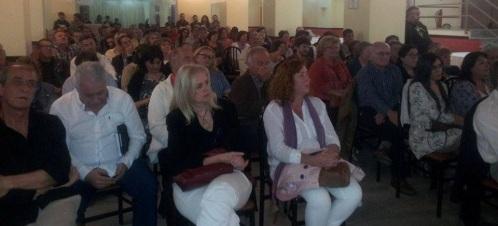 Acto presentación candidatura IU Almuñécar 24M 2