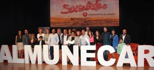Acto presentación candidatura PSOE Almuñécar 24M