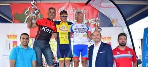 El ciclista sexitano David Benatar consiguió bronce en la cronoescalada de Cártama