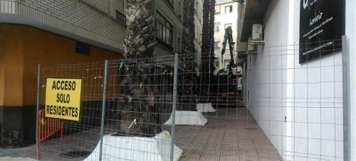 Almuñécar comienza las obras de rehabilitación integral de la calle Cádiz