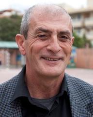 Fermín Tejero, concejal de IU en el Ayuntamiento de Almuñécar