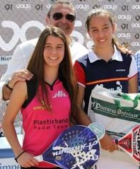 La almuñequera Helga García Ortuño vence en la 2ª Prueba Circuito Menores Andaluz Clasificatorio TYC
