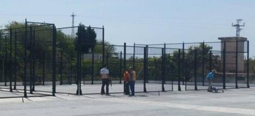 La Herradura ampliará su oferta deportiva municipal con cuatro pistas de pádel
