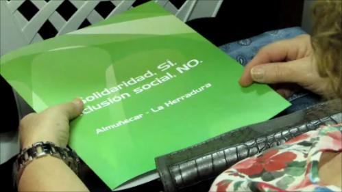 El PA sexitano presenta su 'Manifiesto por el Voluntariado y la Solidaridad'