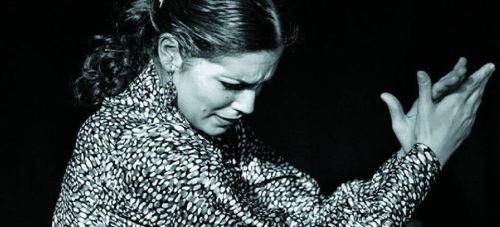 "La bailaora granadina Cristina Aguilera presenta en Almuñécar ""Encrucijada"""