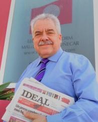 Rafael Lamelas, director del hotel Helios de Almuñécar y presidente de los hoteleros de la Costa Tropical