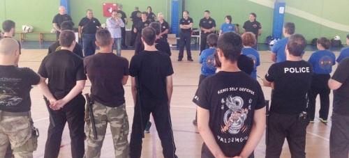 ACTO BIENVENIDA CURSO SEGURIDAD EN LA HERRADURA 15 2