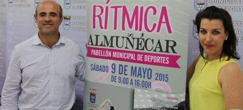 ACTO PRESENTACION II TORNEO GIMNASIA RITMICA ALMUÑECAR 15 2