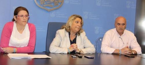 """La alcaldesa de Almuñécar anuncia un nuevo plan temporal de fomento del empleo local denominado """"Activados"""""""