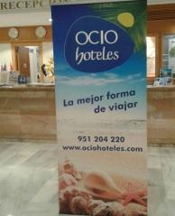 Agentes de viajes de OcioHoteles visitan Almuñécar