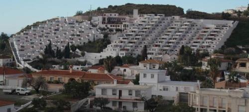 Barrio de Los Marinos, en Almuñécar