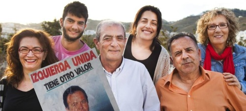 Candidatos IU Almuñécar 24M