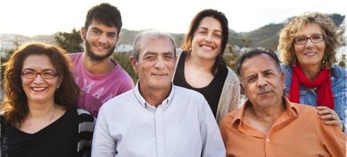 Candidatos IU Almuñécar elecciones municipales 24M