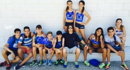 CLUB ATLETISMO SEXITANO 15 3