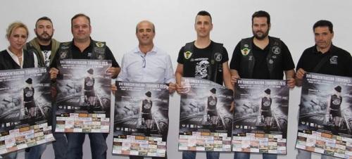El Club motero Los Tiburones de Almuñécar celebrará su concentración los días 6 y 7 de junio