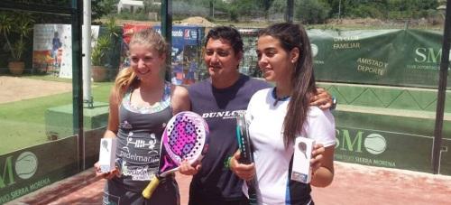 La sexitana Cristina Torrecillas gana la Sub 23 de la WPT de Córdoba