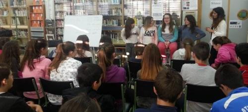 El IES Al Andalus de Almuñécar  celebra las III Jornadas de las Lenguas