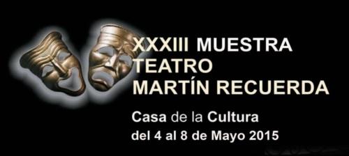 Almuñécar celebra la 'XXXIII Muestra de Teatro Martín Recuerda'