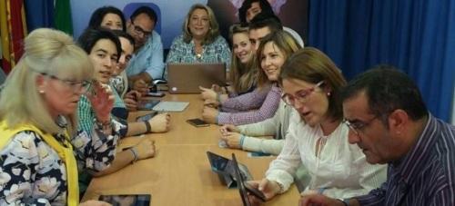 El Partido Popular de Almuñécar-La Herradura inicia el 'reparto virtual' de su programa electoral