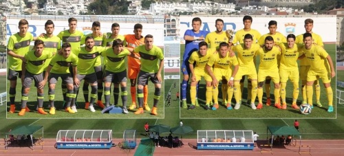 Español y Villareal jugaran la final de la 'Copa de Campeones División de Honor Juvenil'