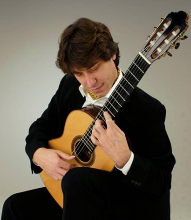 Guitarrista Joaquín Clerch