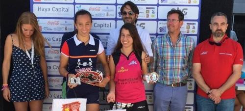 Helga García Ortuño vence en la 3ª prueba 'Circuito Menores Andaluz de Pádel'
