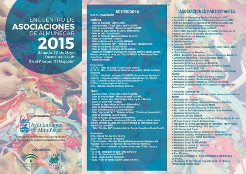 Encuentro de Asociaciones de Almuñécar 2015