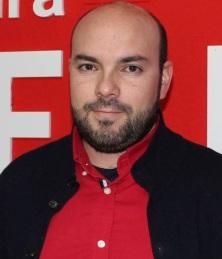 Josué Díaz Rodríguez, secretario de Derechos Sociales del PSOE de Almuñécar y La Herradura